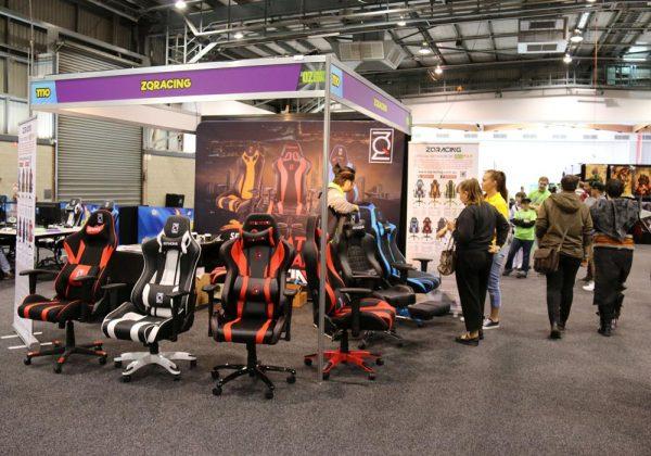 Oz Comic Con Adelaide 2017